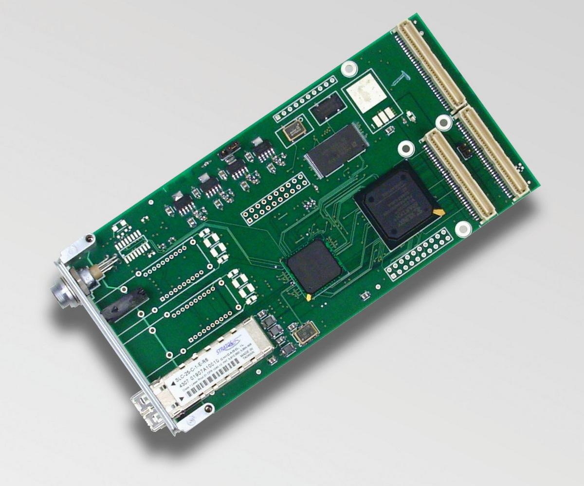 Edt Pmc Dv Fox Camera Link Frame Grabber Fiber Optic