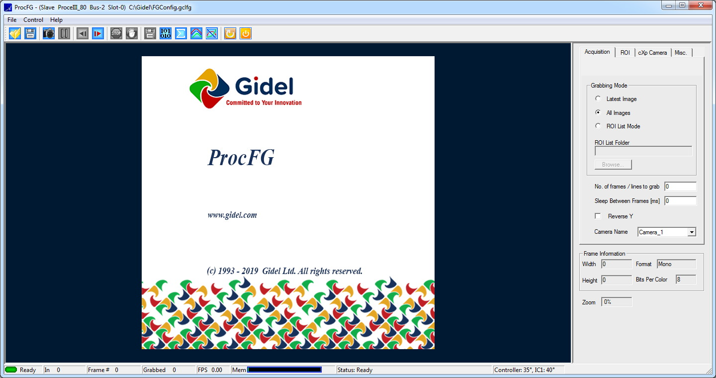 Gidel ProcFG – Sky Blue Microsystems GmbH