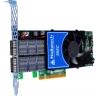 BittWare 385C – Altera Arria 10 / GT1150 – Sky Blue Microsystems GmbH