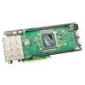 Bittware XUPVVH, Xilinx UltraScale+, 4x QSFP, 256 GB – Sky Blue Microsystems GmbH
