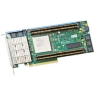 BittWare XUSP3R, Virtex UltraScale, 4x QSFP – Sky Blue Microsystems GmbH