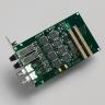EDT HRC Mezz – PCI/e, E4, STS3, OC3/STM1 – Sky Blue Microsystems GmbH